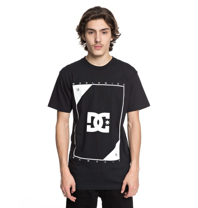 0 Theroy Tee  ADYZT04226 DC Shoes