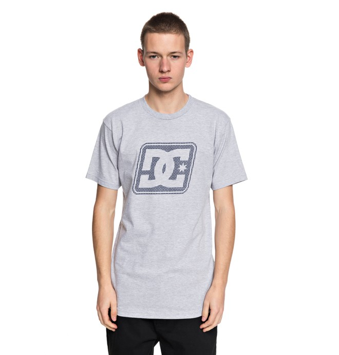 0 Men's Endless Tee Black ADYZT04227 DC Shoes
