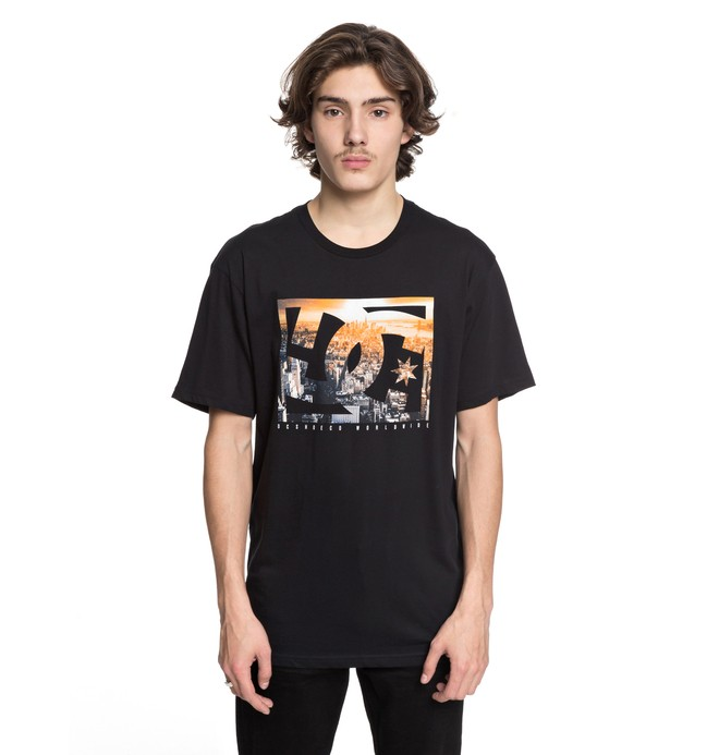 0 Men's Empire Henge Tee  ADYZT04230 DC Shoes