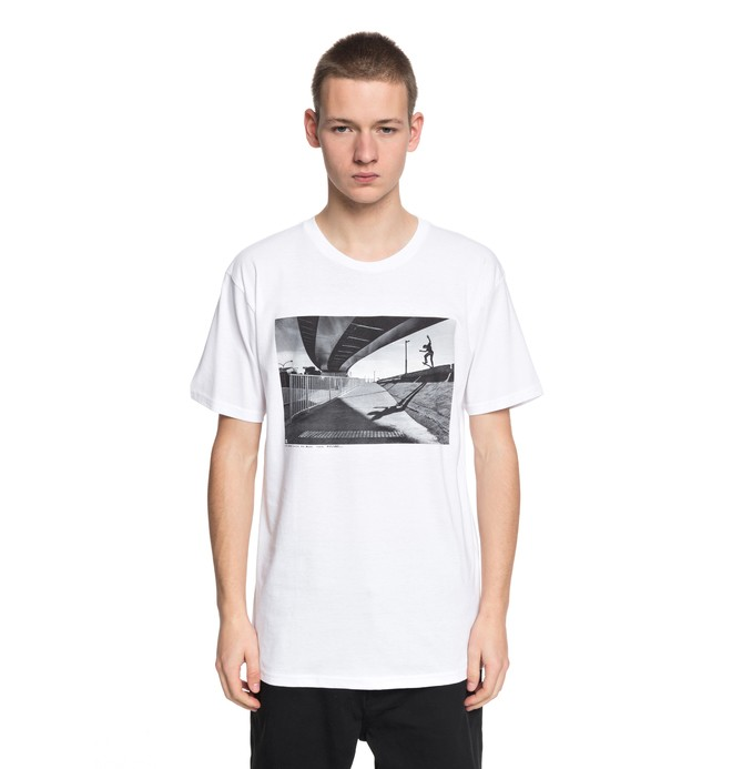 0 Wes Switch Blunt Tee  ADYZT04232 DC Shoes