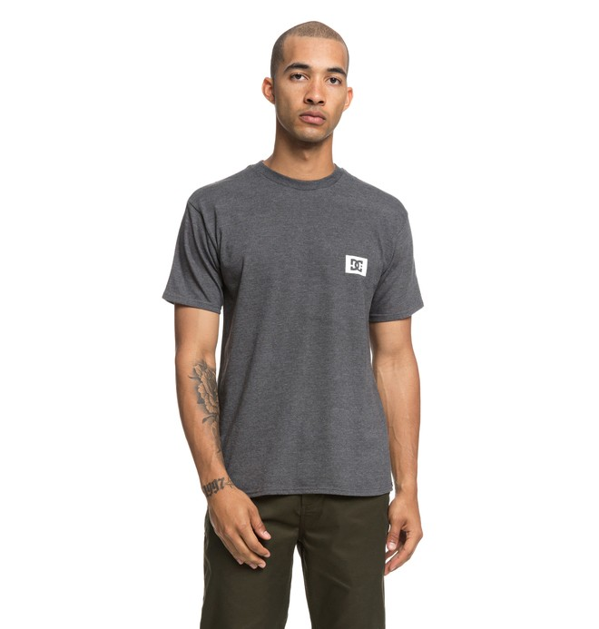 0 Camiseta Stage Box Negro ADYZT04245 DC Shoes