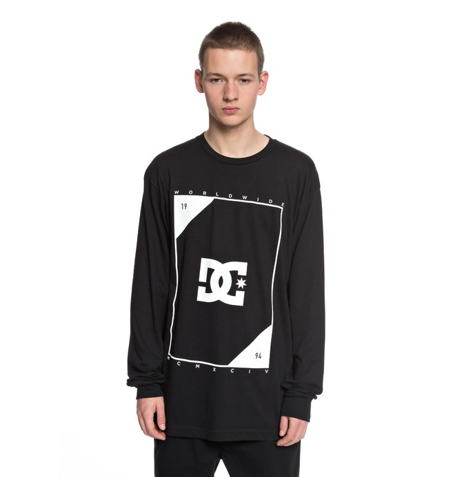 0 THEORY LS  ADYZT04246 DC Shoes