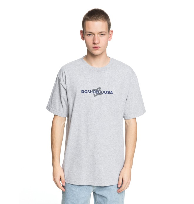 0 Men's Round Reflect Tee  ADYZT04257 DC Shoes