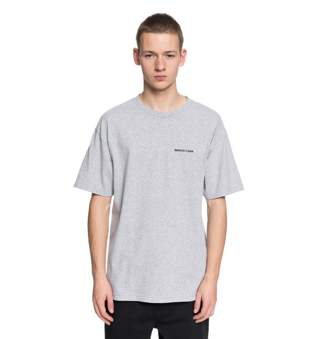 0 Embroidered - T-Shirt for Men  ADYZT04279 DC Shoes