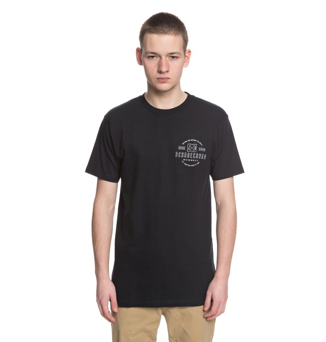 0 Vertygoe - T-Shirt  ADYZT04285 DC Shoes