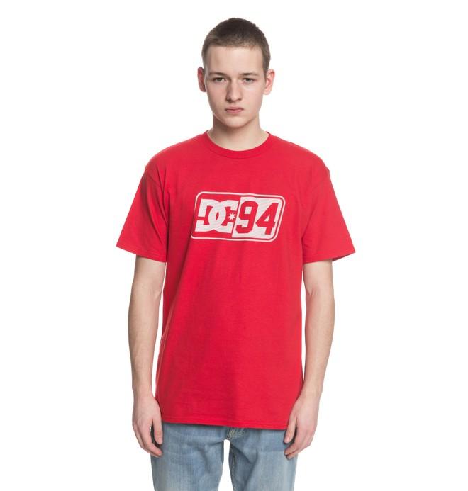 0 Scandal - T-Shirt Red ADYZT04292 DC Shoes