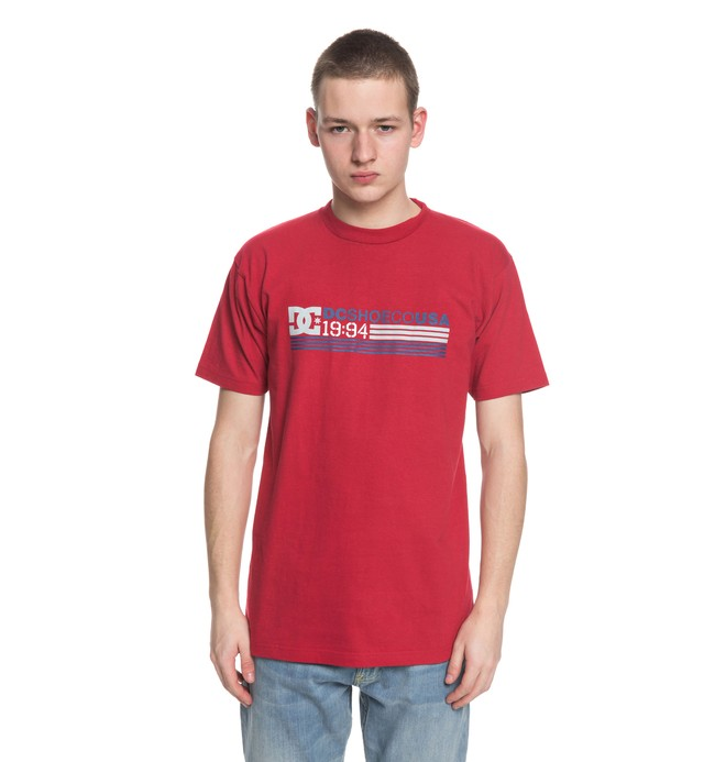 0 Snitched - T-Shirt  ADYZT04296 DC Shoes