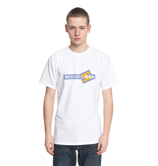 0 Cornered - T-Shirt  ADYZT04297 DC Shoes
