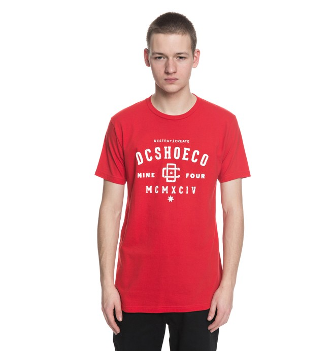 0 Abridged Tee  ADYZT04300 DC Shoes