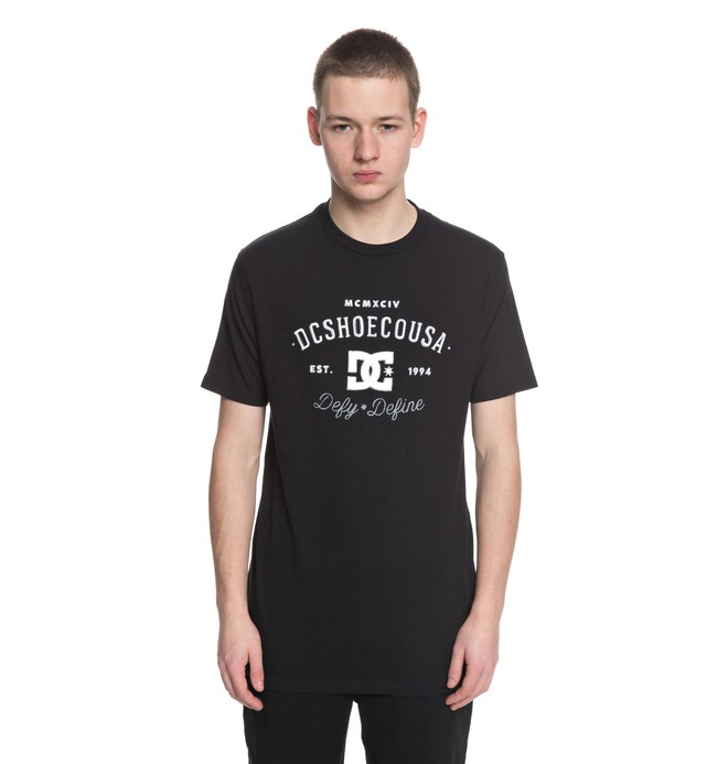0 Ditchly Tee  ADYZT04301 DC Shoes