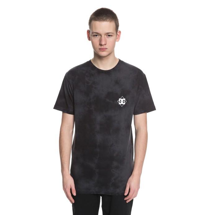 0 Single Star 3 - T-Shirt Black ADYZT04302 DC Shoes