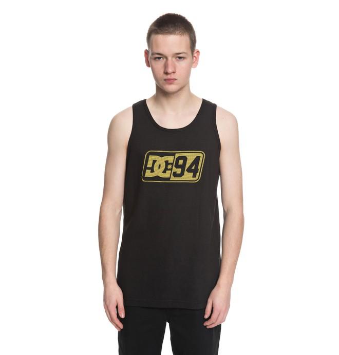 0 Camiseta Tank sin Manga Spot On Negro ADYZT04303 DC Shoes
