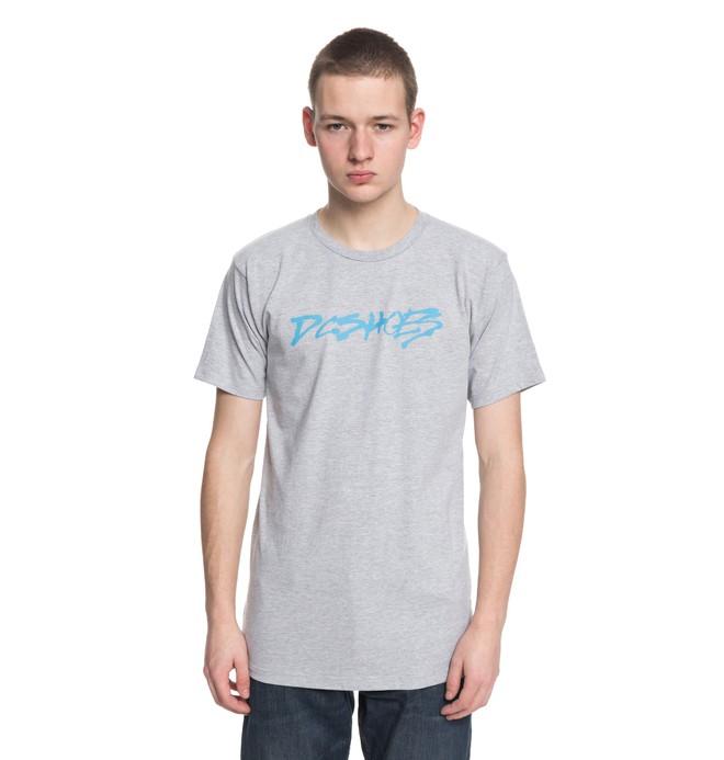 0 Contrast - T-Shirt  ADYZT04307 DC Shoes