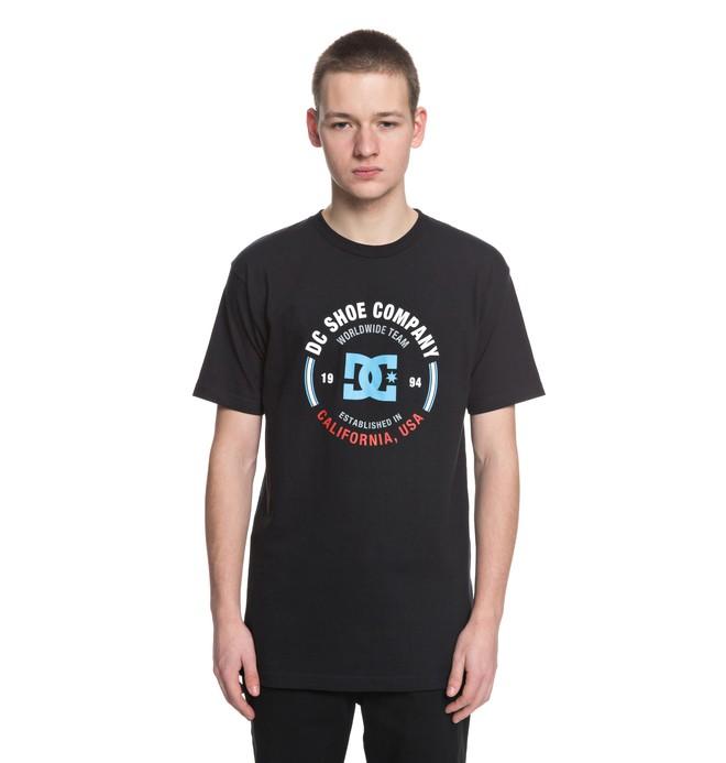 0 Camiseta Round About  ADYZT04308 DC Shoes