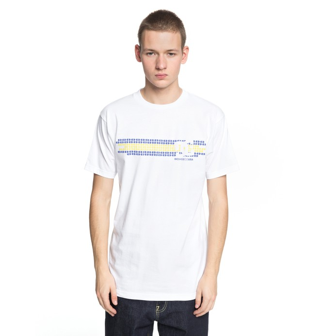 0 Men's Knockout Tee  ADYZT04316 DC Shoes
