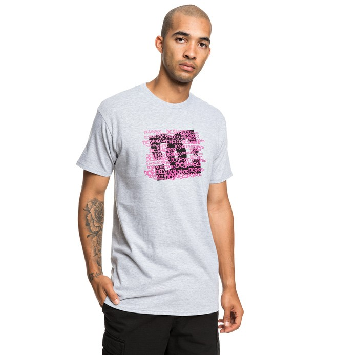 0 Spread Tee Black ADYZT04513 DC Shoes