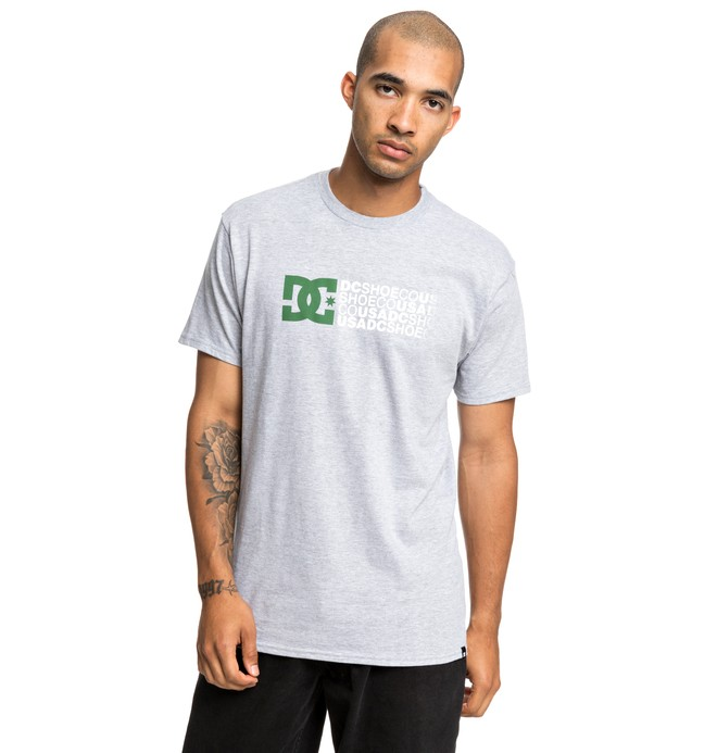 0 Bgrade Tee Black ADYZT04555 DC Shoes