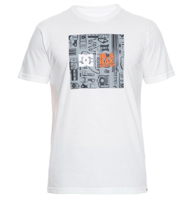 0 Camiseta básica Blabac x DC Preto BR61113970 DC Shoes