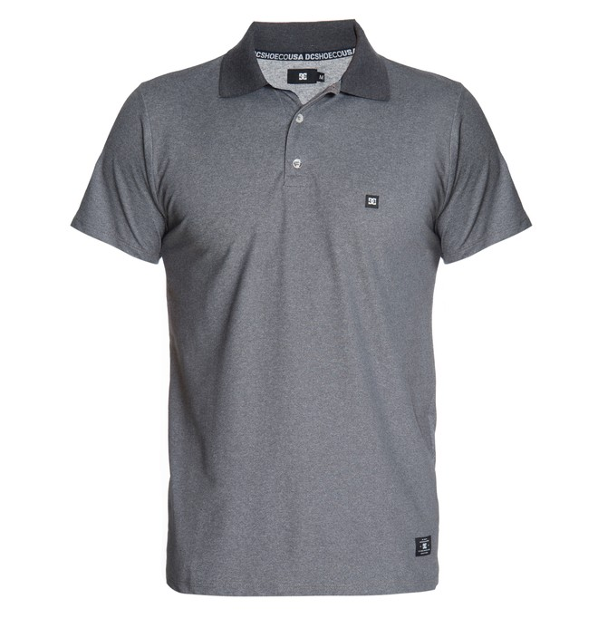 0 Polo Masculina DC Shoes  BR61161506 DC Shoes