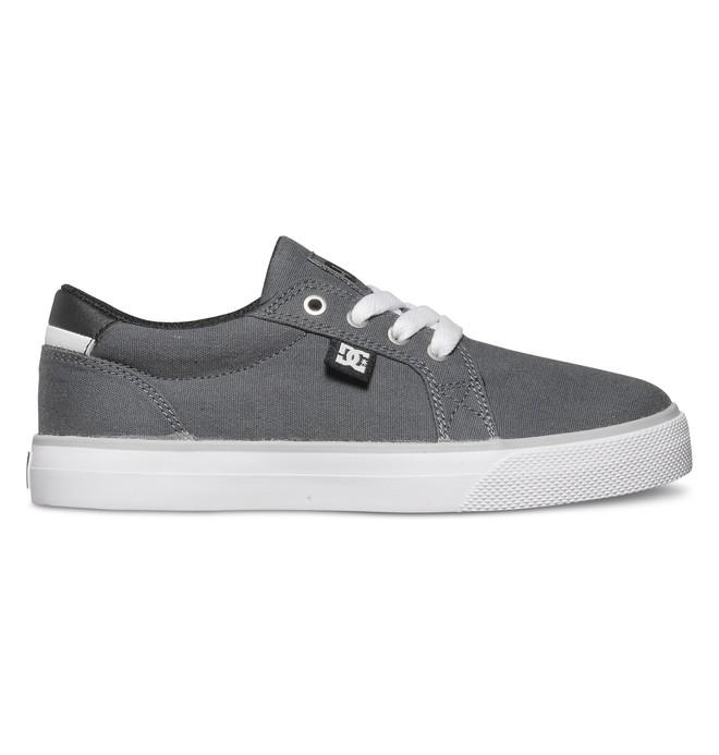 0 Tênis masculino juvenil Council Cinza BRADBS300047 DC Shoes