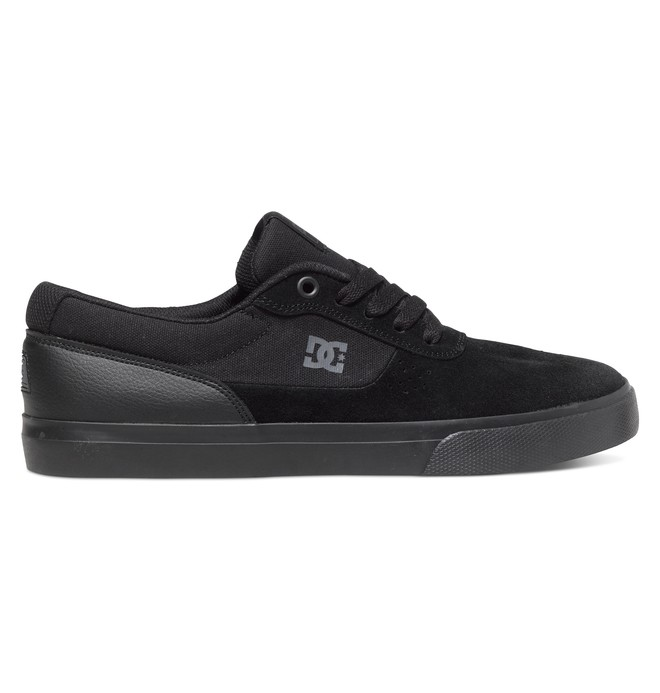 0 Tênis masculino Switch S M Preto BRADYS300104 DC Shoes