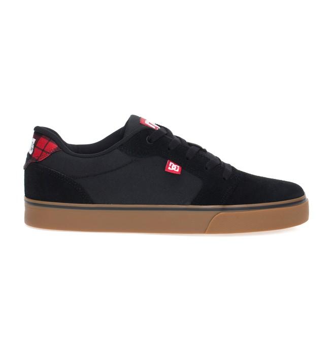 0 DC SHOES ANVIL LA Preto BRADYS300200P DC Shoes