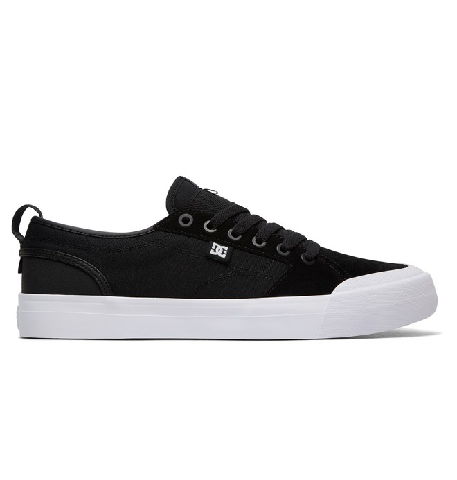 0 Tenis Masculino DC Shoes Evan Smith S Preto BRADYS300203 DC Shoes