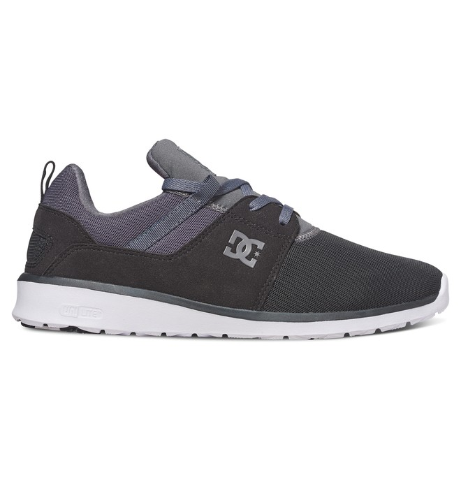 0 Tenis  DC Shoes Heathrow Preto BRADYS700071 DC Shoes