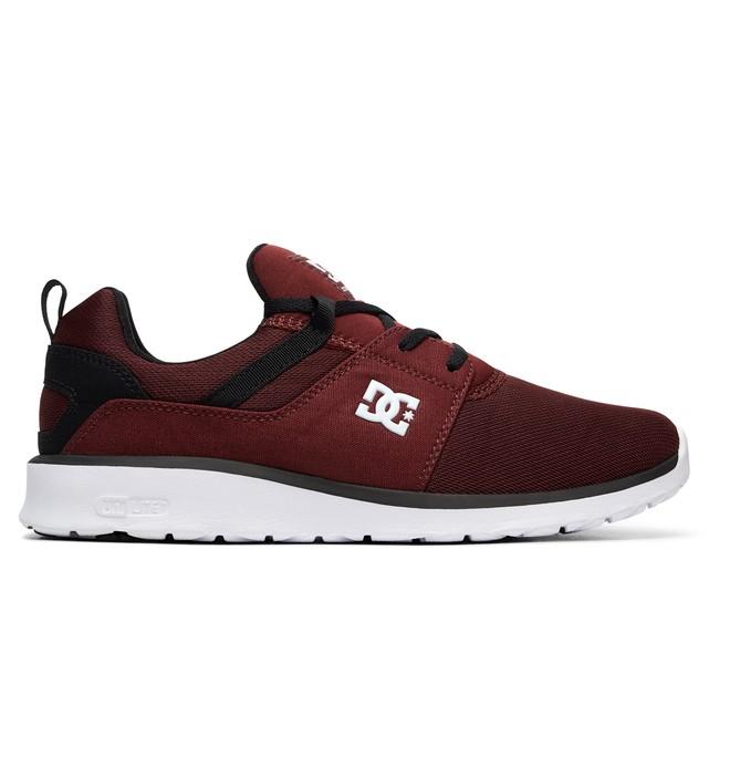 0 Tenis  DC Shoes Heathrow Vermelho BRADYS700071 DC Shoes