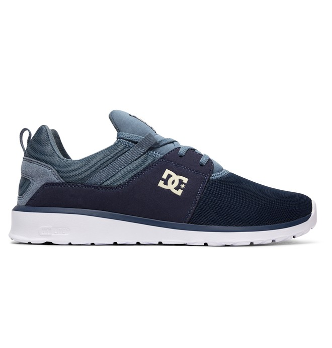 0 Tenis  DC Shoes Heathrow Azul BRADYS700071 DC Shoes