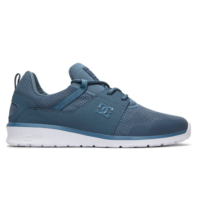 0 Tenis Masculino DC Shoes Heathrow Prestige Azul BRADYS700084 DC Shoes