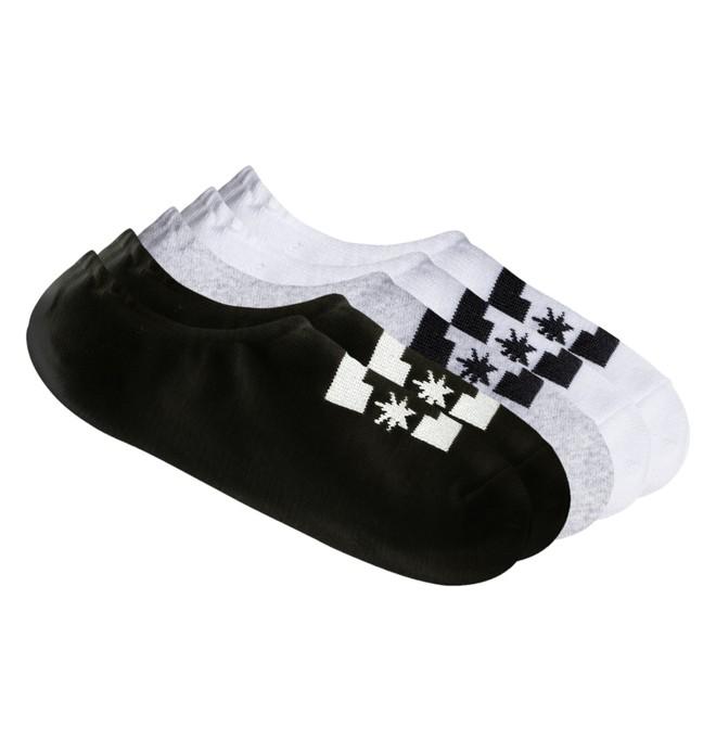 0 DC 3 Pack - Liner Socks for Boys  EDBAA03003 DC Shoes
