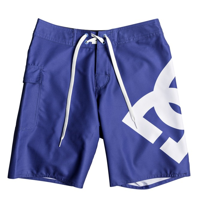 "0 Lanai 17"" - Boardshort da Ragazzo 8-16 Blue EDBBS03029 DC Shoes"