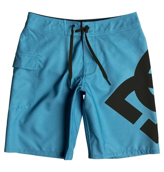 """0 Lanai 17"""" - Boardshort Bleu EDBBS03029 DC Shoes"""