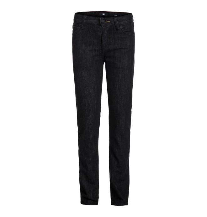 0 Slim Black Rinse By  EDBDP03002 DC Shoes