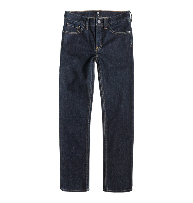 0 Worker Basic Slim Jean Boy  EDBDP03006 DC Shoes