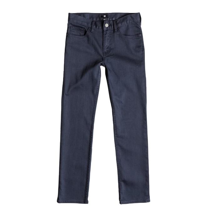 0 Colour Slim Fit - Jean slim  EDBDP03012 DC Shoes