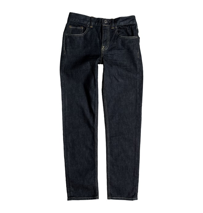 0 Worker Straight Fit - Jeans  EDBDP03023 DC Shoes