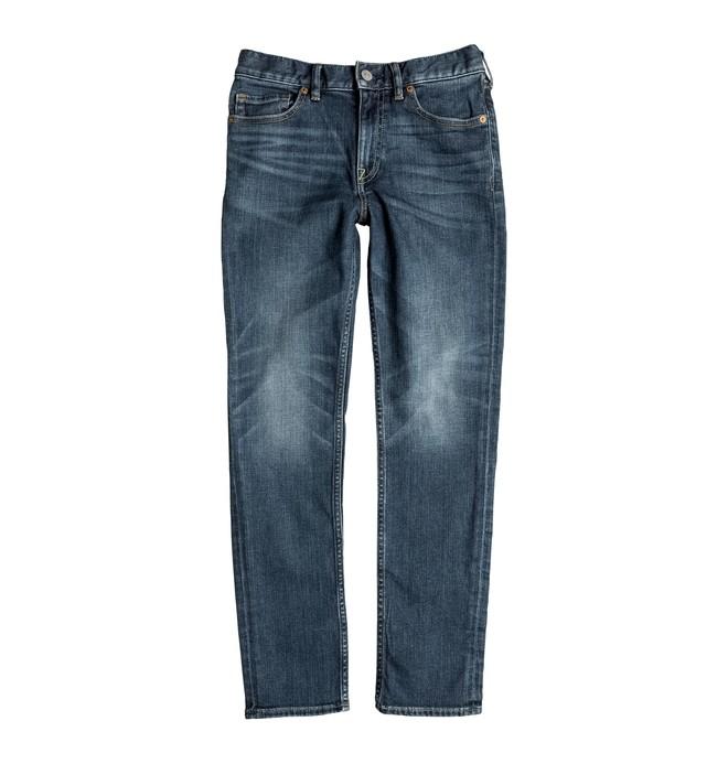 0 Washed Medium Stone - Jean coupe slim  EDBDP03028 DC Shoes
