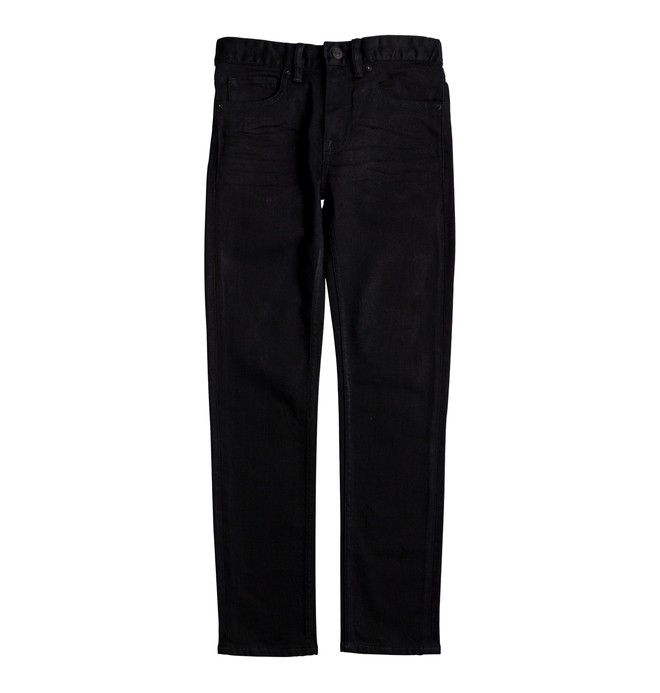 0 Boy's 8-16 Worker Slim Fit Jeans  EDBDP03045 DC Shoes