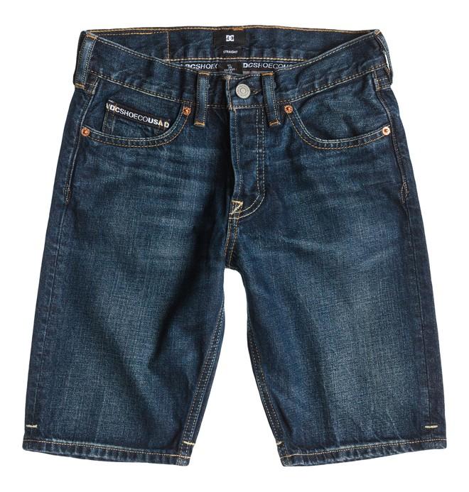 0 Worker Straight Denim Shorts Light St Boy  EDBDS03002 DC Shoes