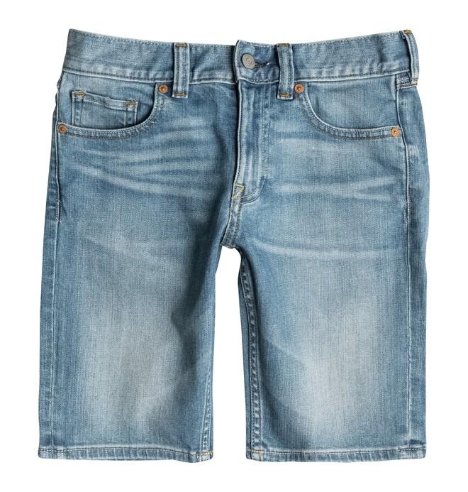 0 Washed Straight - Short denim  EDBDS03005 DC Shoes