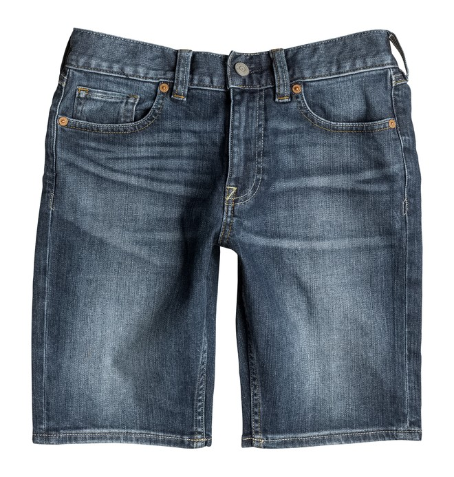 0 Washed Straight - Denim Shorts  EDBDS03007 DC Shoes