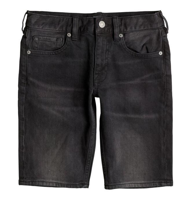 0 Washed Straight - Denim Shorts  EDBDS03011 DC Shoes