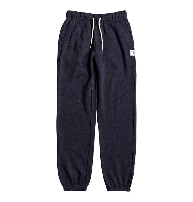 0 Rebel - Tracksuit Bottoms Blue EDBFB03003 DC Shoes