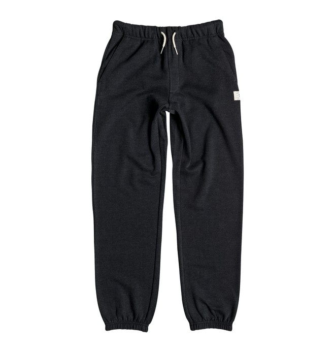 0 Rebel - Tracksuit Bottoms for Boys 8-16  EDBFB03003 DC Shoes