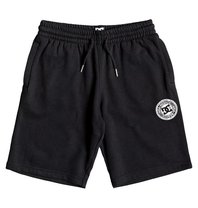 0 Rebel Jogging Shorts Black EDBFB03021 DC Shoes
