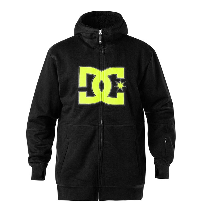 0 Boy's  Marquee Snow Hoodie  EDBFT00031 DC Shoes