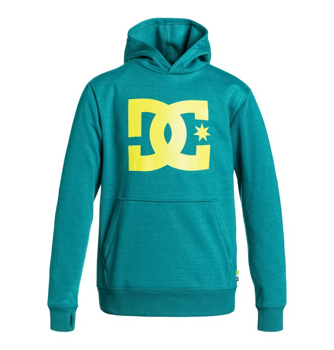 0 Boys's Snowstar Bonded Hoodie  EDBFT03039 DC Shoes