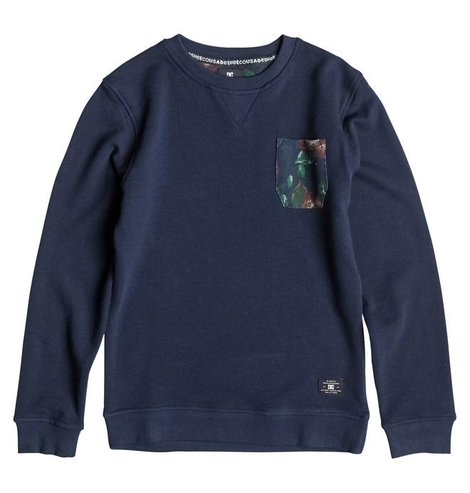 0 Bellingham - Sweatshirt  EDBFT03054 DC Shoes
